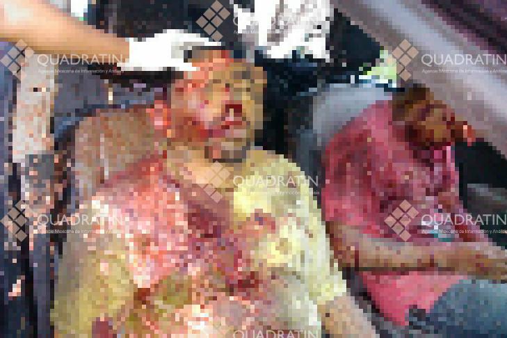 Surgen detalles sobre los 4 delincuentes abatidos en Tecolutla ...