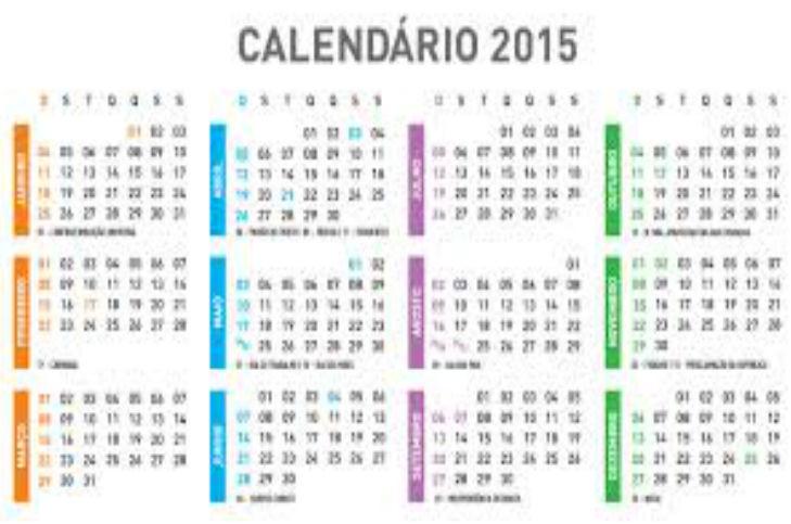 Checa los días festivos y puentes para este 2015 - Quadratín ...
