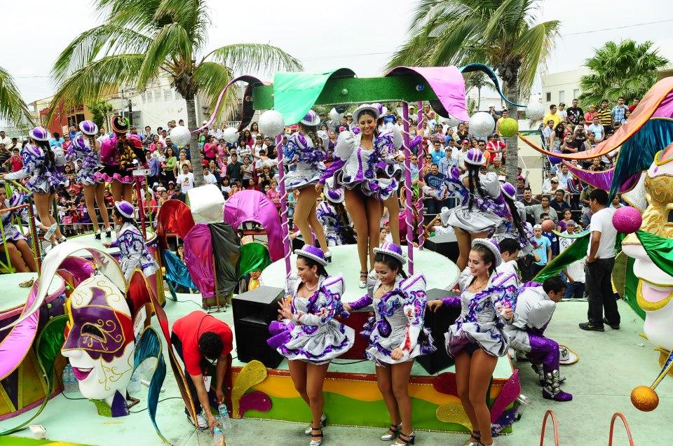 Con el Carnaval 2015, se engalana Veracruz con baile ...