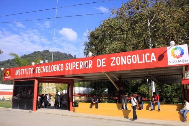 Resultado de imagen para TECNOLOGICO DE ZONGOLICA