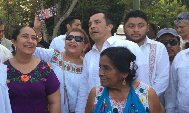 Anuncia Cuitláhuac García inversión para carreteras del norte