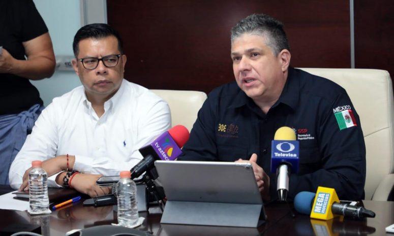 Con decomiso de armas y droga, se debilitan grupos criminales: Gutiérrez