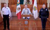 Destaca Gobernador acciones para reducir contagios por Covid 19